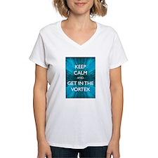 Keep Calm & Get in the Vortex Shirt