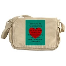 God Grant Me 4 Messenger Bag