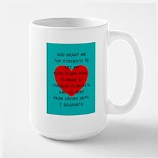 God Grant Me 4 Mugs