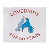 60th anniversary Fleece Blankets