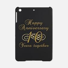 10th Anniversary (Gold Script) iPad Mini Case