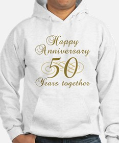 50th Anniversary (Gold Script) Hoodie