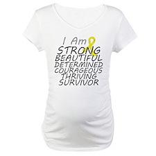 Ewings Sarcoma Strong Survivor Shirt