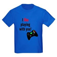 Playing with You T-Shirt