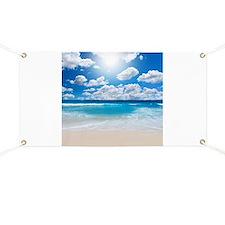 Sunny Beach Banner
