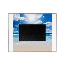 Sunny Beach Picture Frame