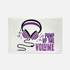 Pump Up the Volume Magnets