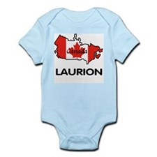 Laurion - Canada <br>infant creeper
