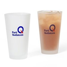 Parti Quebecois Drinking Glass