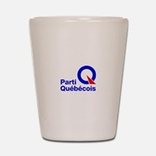 Parti Quebecois Shot Glass