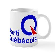 Parti Quebecois Small Mugs