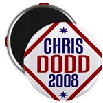 Chris Dodd 2008 Fridge Magnet