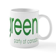 Green Party 2015 Small Mug