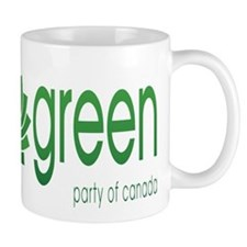 Green Party of Canada Mug