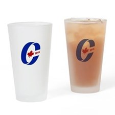 Conservative Party 2015 Drinking Glass