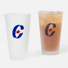 Conservative Party of Canada Drinking Glass