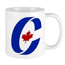 Conservative Party of Canada Small Small Mug