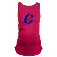 Conservative Party of Canada Maternity Tank Top