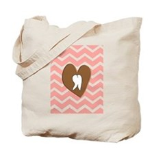 dental chevron 2 Tote Bag