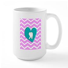 Dental Chevron 1 Mugs