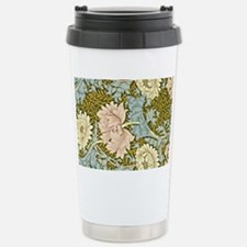 Chrysanthemum Pastels,  Stainless Steel Travel Mug