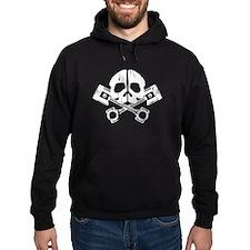 Gearhead Skull Hoodie