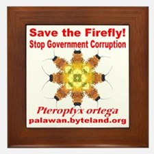 Save The Firefly Stop Government Corruption Framed