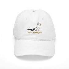 Just Married Baseball Cap