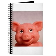 Cute Portrait charm Journal