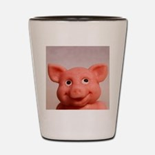 Unique Lucky pig Shot Glass