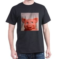 Funny Lucky pig T-Shirt