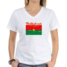 Burkina faso roots Shirt