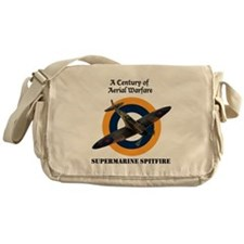 Supermarine Spitfire Messenger Bag