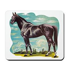 Heroic Horse Mousepad