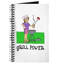 Grill Power Journal
