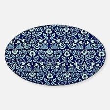William Morris - Eyebright, blue an Decal
