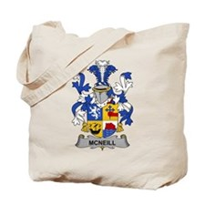 McNeill Family Crest Tote Bag