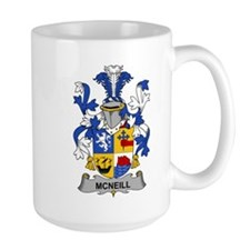 McNeill Family Crest Mugs