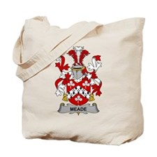 Meade Family Crest Tote Bag