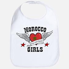 Morocco best girls Bib
