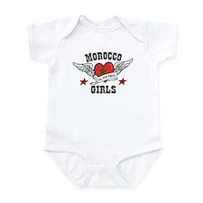 Morocco best girls Infant Bodysuit