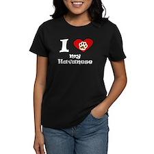 I Heart My Havanese T-Shirt