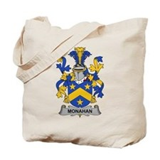 Monahan Family Crest Tote Bag