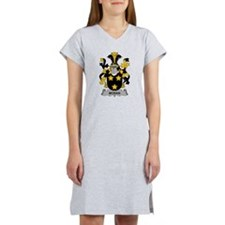 Moran Family Crest Women's Nightshirt