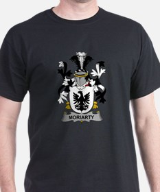 Moriarty Family Crest T-Shirt