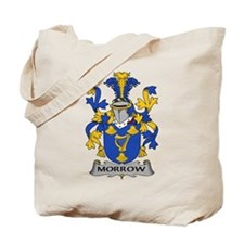 Morrow Family Crest Tote Bag