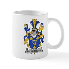 Morrow Family Crest Mugs