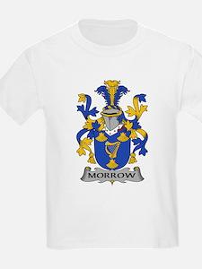 Morrow Family Crest T-Shirt
