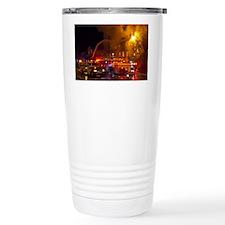 House Fire 3am Travel Mug