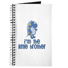 i'm the little brother dinosaur Journal